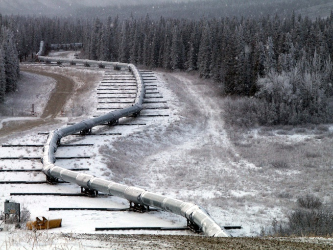 Environmentalists blocked export of oil from Canada to the US