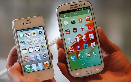 Apple Gained Top Spot from Samsung