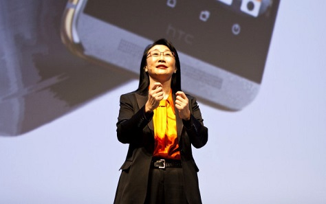 Co-founder of HTC, Cher Wang Appointed as CEO