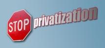 Privatization Equates To 'False Promises'