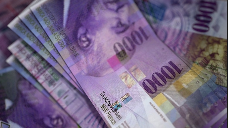 The strong franc tanks the Swiss economy