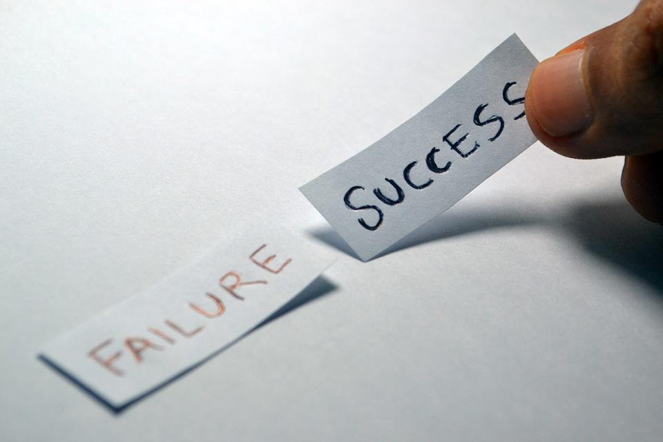 Seven ways to survive failure