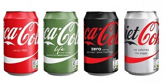 Coca Cola's Revolution - One Brand Design