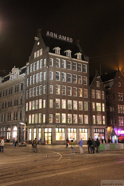 ABN Amro executives accept salary cuts for IPO