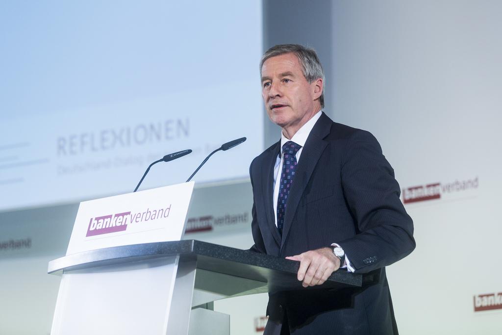 Jürgen Fitschen, by Jochen Zick, Action Press