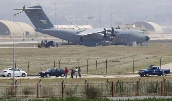 Turkey and the U.S aim for creating a zone free of Islamic State fighters