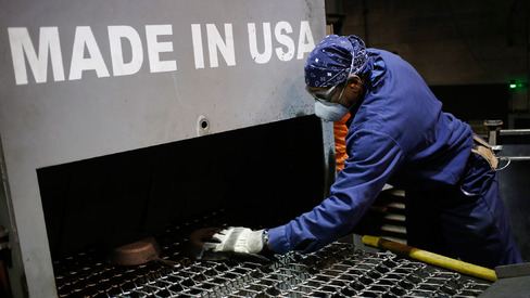 Promising second quarter results boost U.S GDP