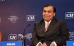 Mukesh Ambani. Photo by World Economic Forum
