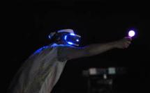 Sony shows VR helmet PlayStation VR