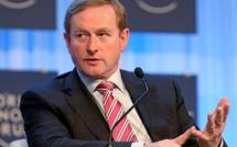 Irish Prime Minister Enda Kenny: European Ireland means United Ireland