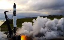 First-ever 3D-printed rocket launched in New Zealand