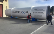 Hyperloop One goes to Europe