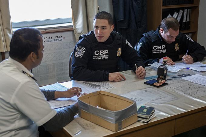 Josh Denmark, CBP Photography