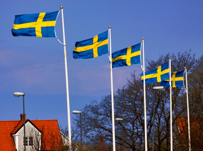 """Sweden to say """"no"""" to a cashless society, in the end."""