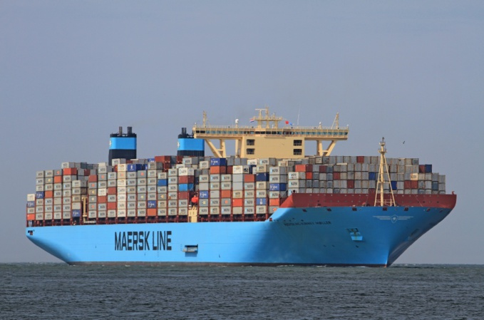 Maersk introduces blockchain to the marine insurance sphere