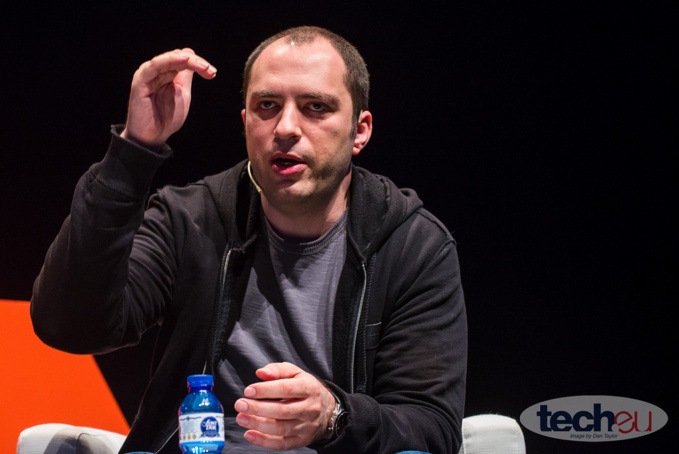 Jan Koum. Photo by Tech.eu Photostream