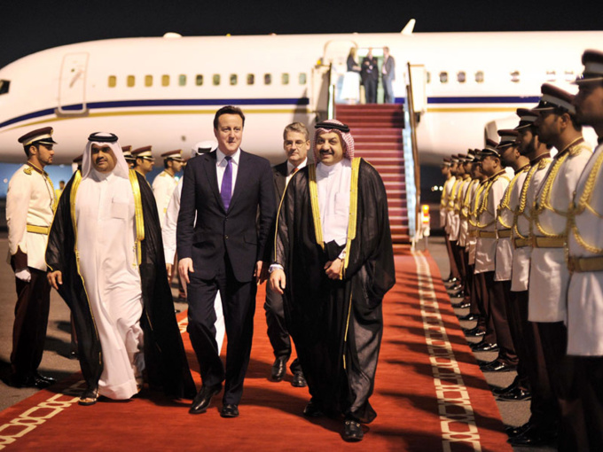 HE Dr. Khalid bin Mohammad Al Attiyah, Qatari defense minister, means business