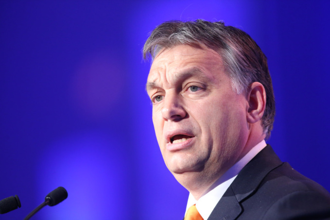 Viktor Orban. Photo by European People's Party via flickr