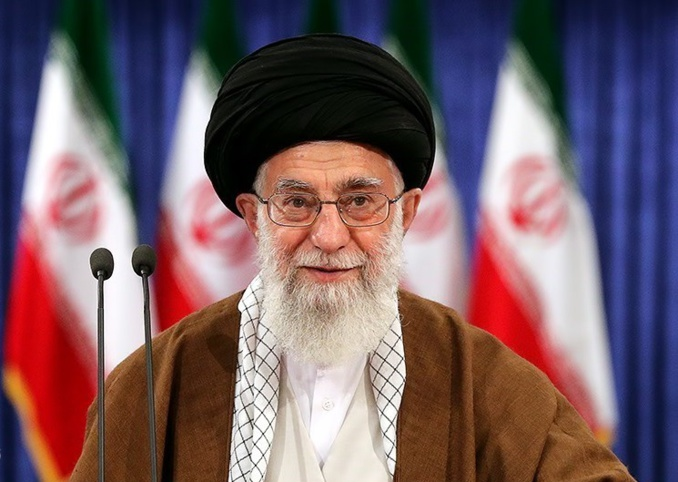 Iranian Supreme Leader Ayatollah Ali Khamenei. Photo by Hossein Zohrevand