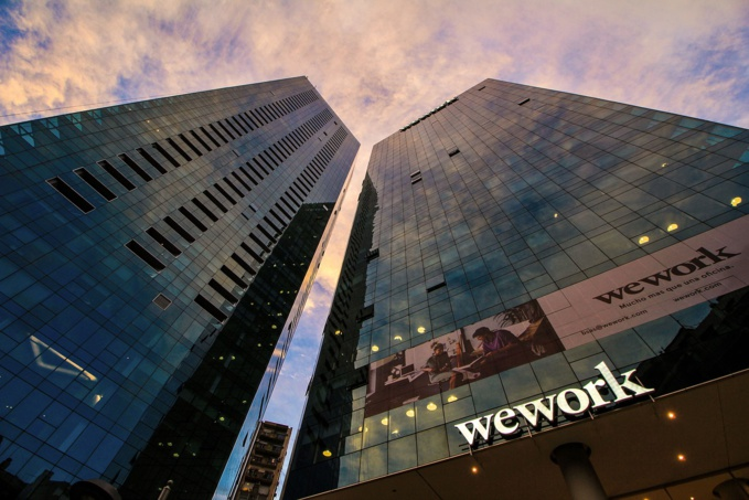 WeWork provided investors with inaccurate data before IPO