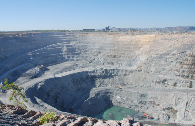 Kakadu National Park uranium mining