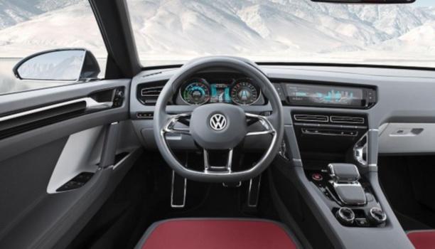 Volkswagen Investing $ 1 Billion for Next-Gen Car
