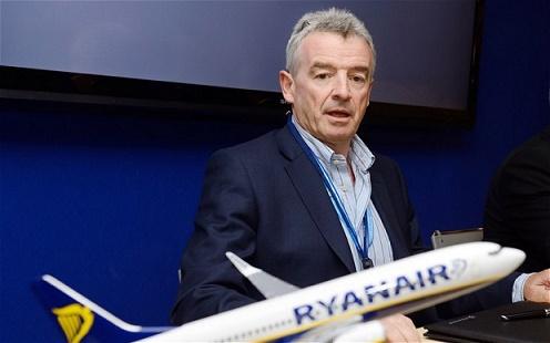 Ryanair To Offer Low-cost Transatlantic Flights