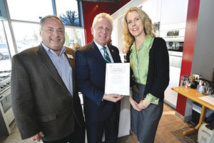 Aitoro Airplanes Bags The First 'Green Business Designation' Award In The City