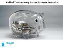 Radical Transparency Is Linked With Radical Accountability