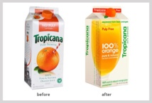 Iconic Example of Tropicana Brand Failure