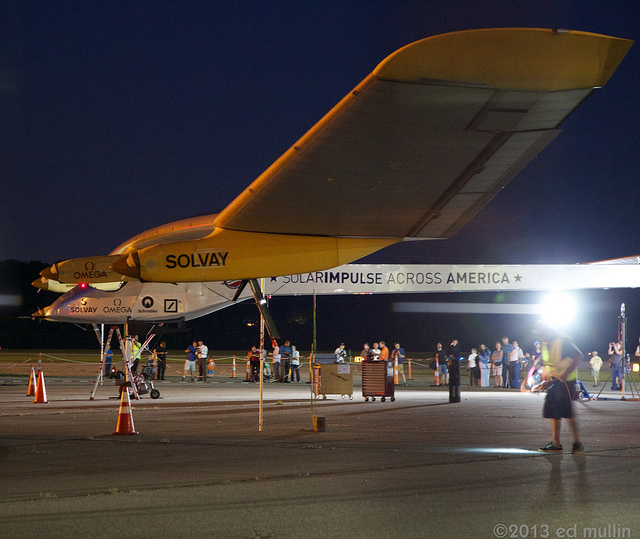 Solar Impulse 2 World Tour comes to halt at Japan