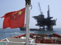 China Stocks Up Oil