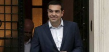 Alexis Tsipras ties the Gordian Knot