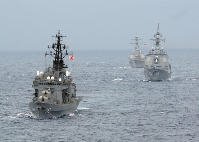 (U.S. Navy photo by Mass Communication Specialist 2nd Class Matthew A. Ebarb/Released)