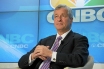 James Dimon, Chairman and Chief Executive Officer, JPMorgan Chase & Co - Remy Steinegger