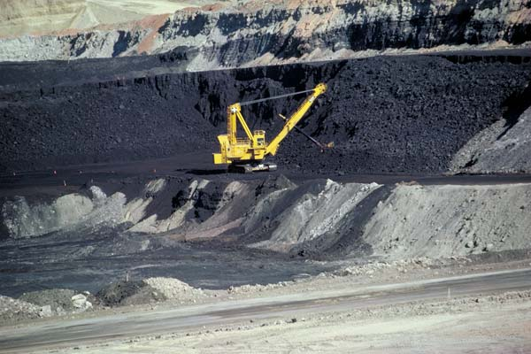 China took an interest in the world's mining industry