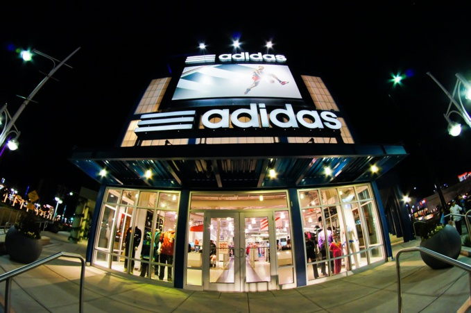Adidas doubled operating profit thanks to restructuring