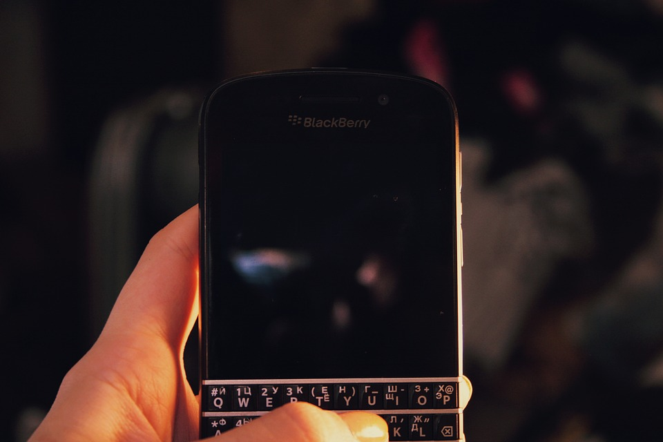 BlackBerry alters the course