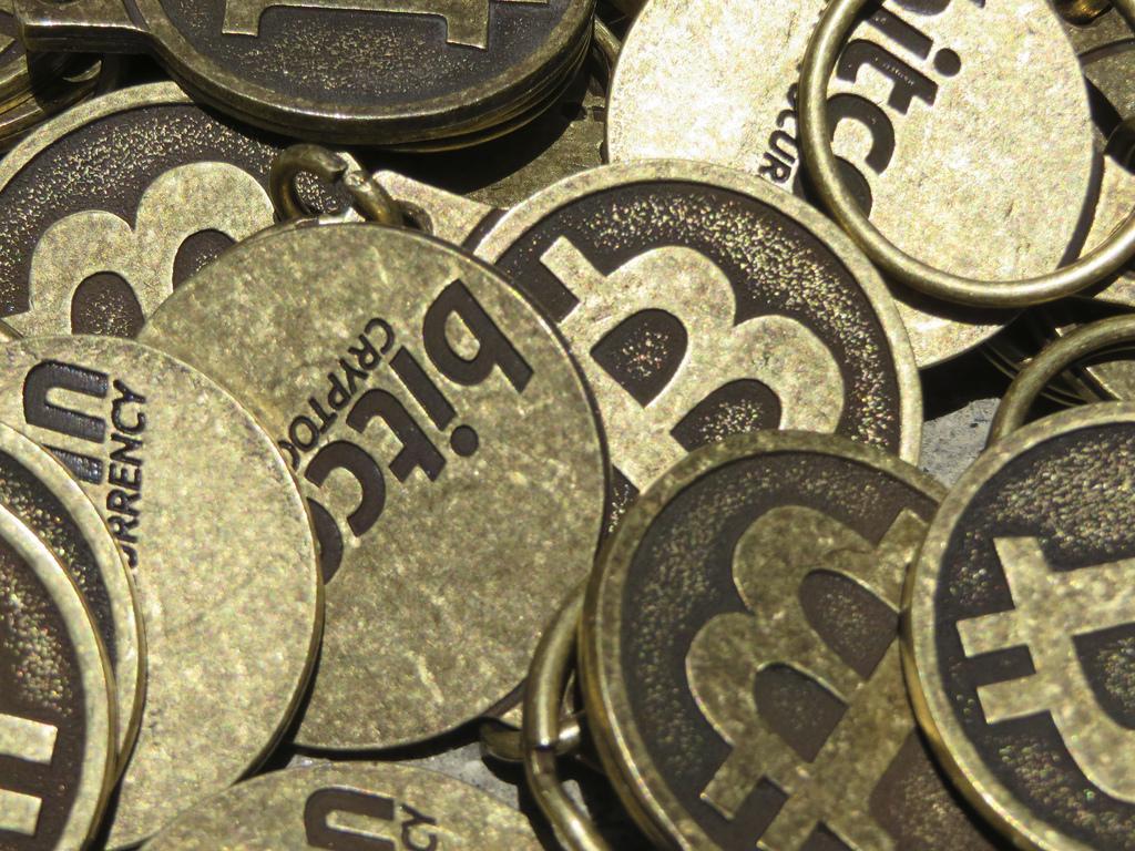 BTC Keychain