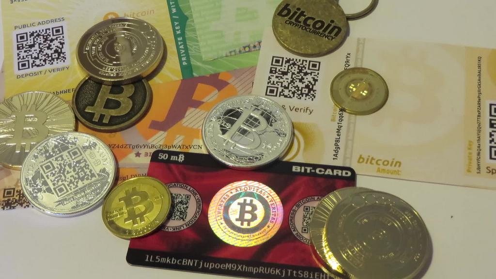 BTC Keychain via flickr