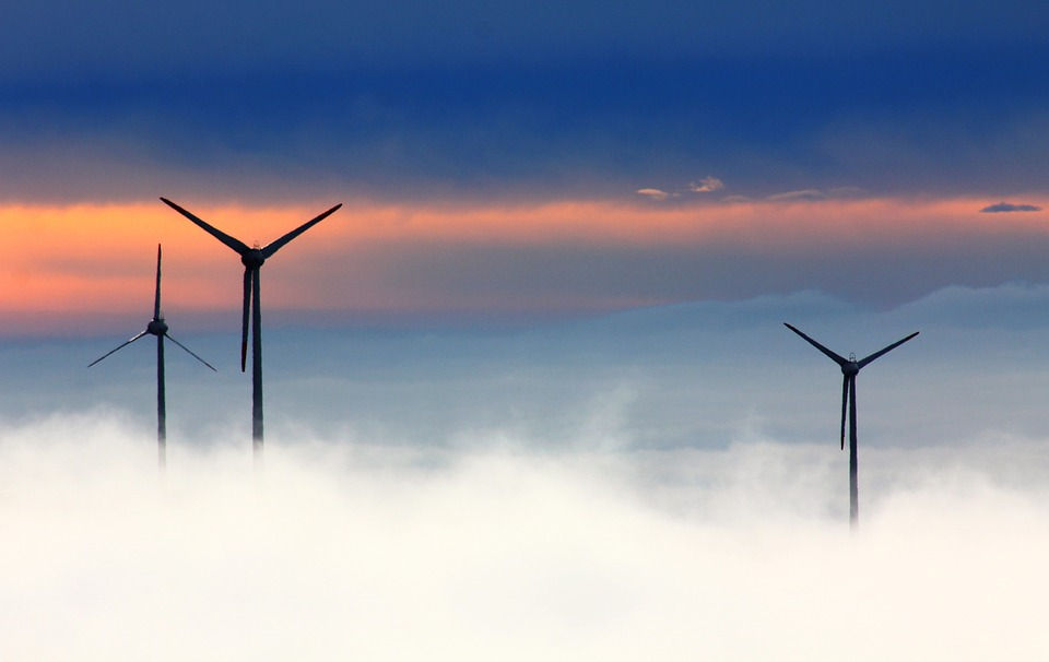 Four ways to invest in alternative energy