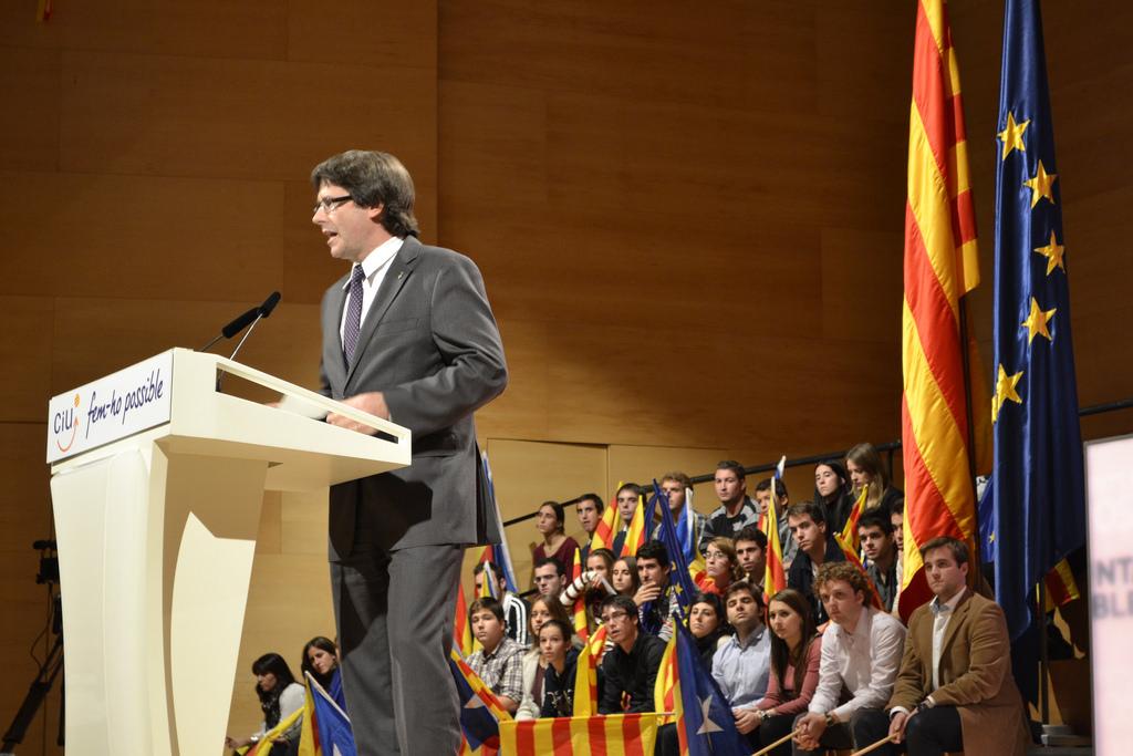 Convergència Democràtica de Catalunya via flickr