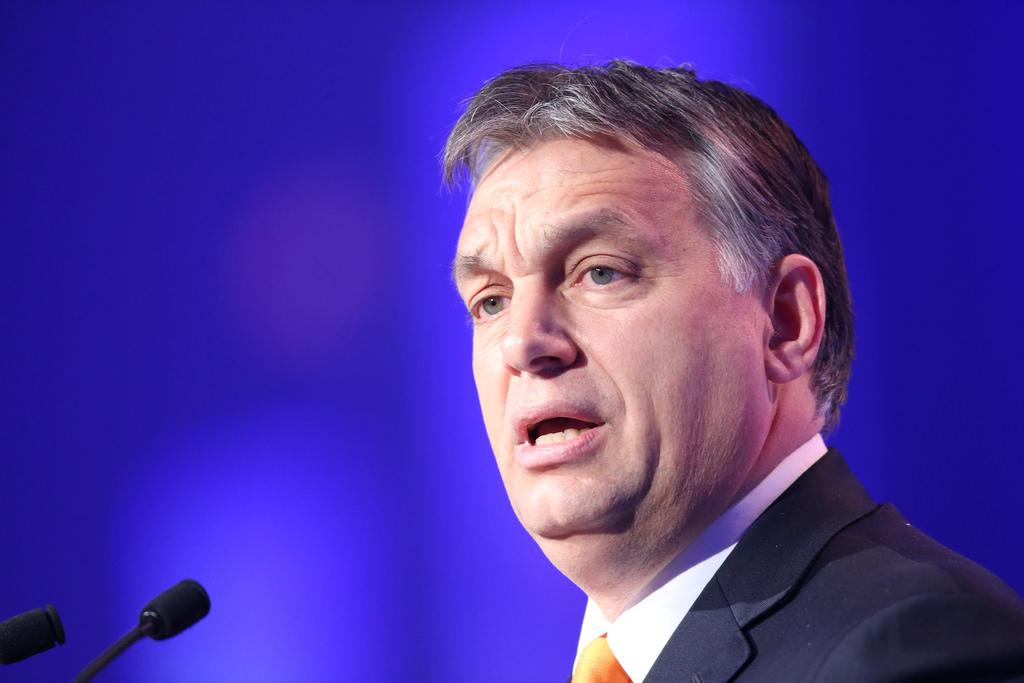 Viktor Orban. Photo by European People's Party via flickr