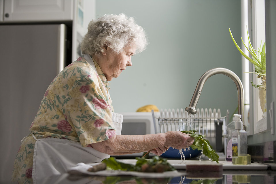 Economy of elderly: New Blue Ocean Market