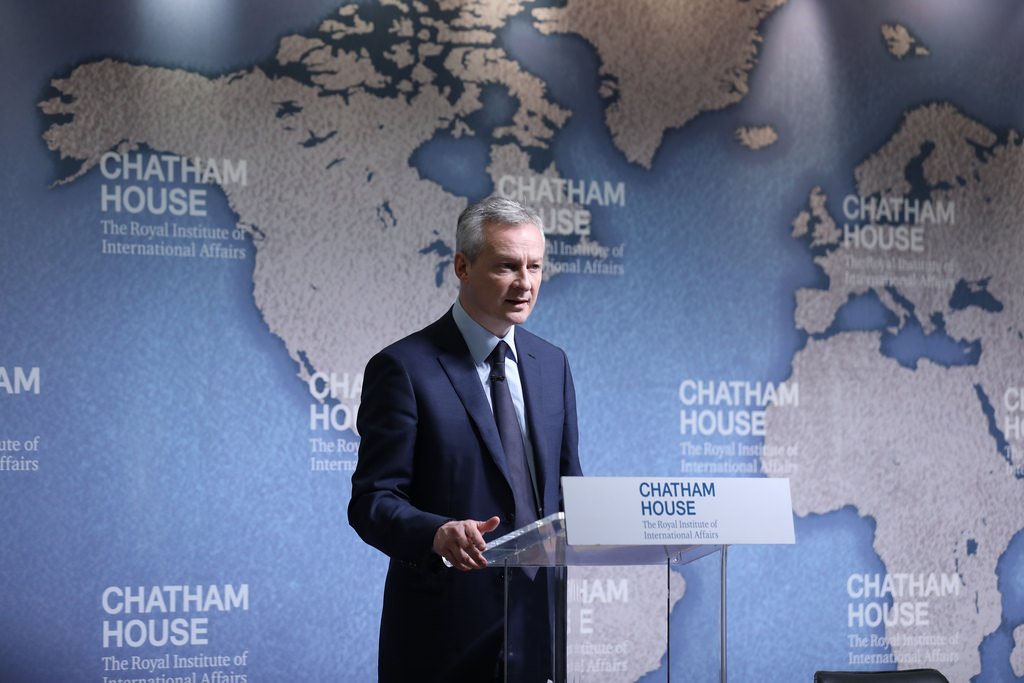 Chatham House via flickr
