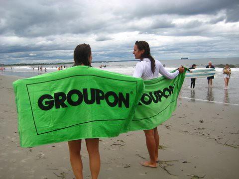 groupon via flickr