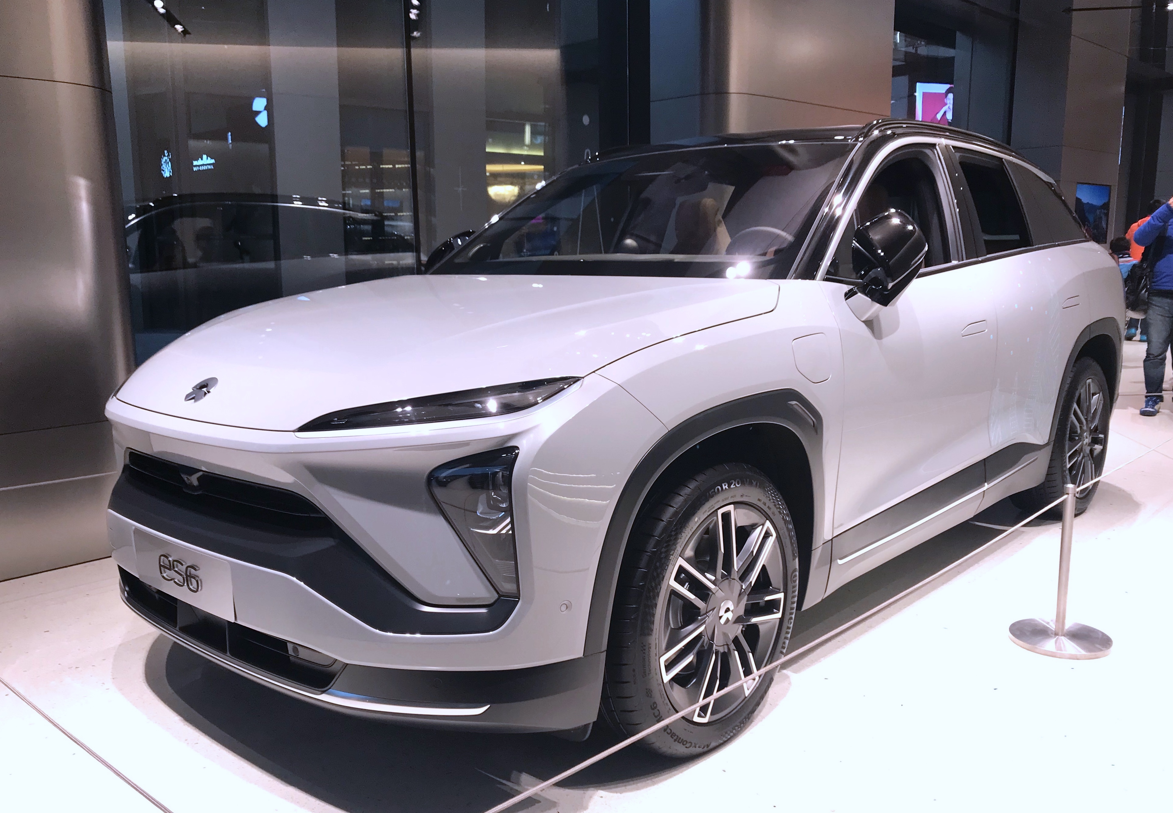 Chinese e-car industry falls victim to a global problem