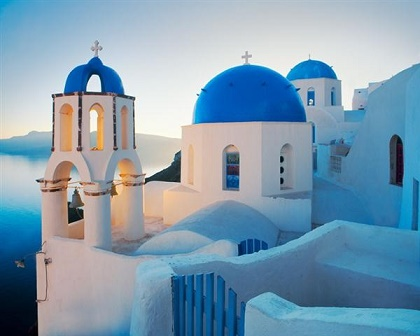 Booming Greece Tourism