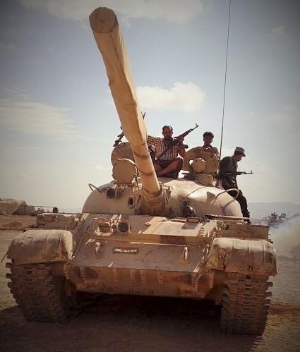 Saudi's Intervention in Yemen