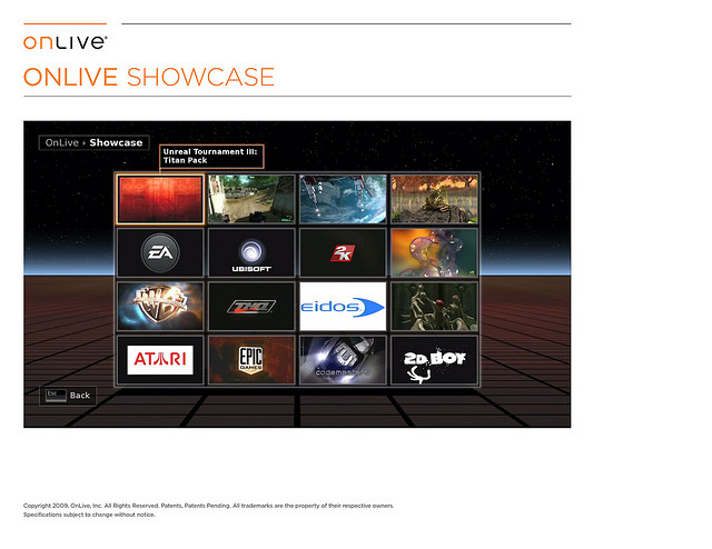 Sony buys OnLive game streaming company